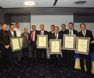 """Dodjela nagrada na """"Jahorina film festivalu 2013"""""""
