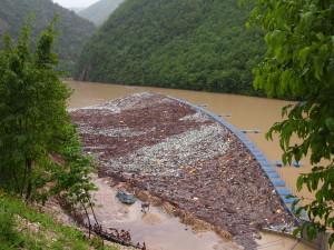 Zaštitna mreža na jezeru Bočac - 16.05.2014.